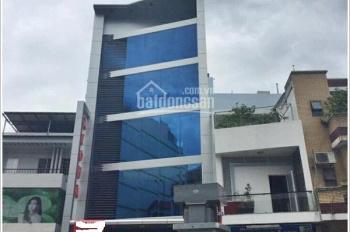 Cho thuê nhà lớn 6x25m, 1 trệt 5 lầu, mặt tiền đường Cộng Hòa