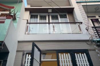 Xuất ngoại cần bán gấp nhà HXH Trần Bình Trọng, P. 3, Q. 5, DT: 5mx7.5m