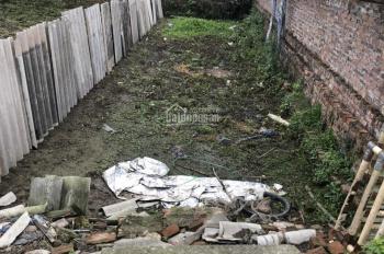 Cần bán mảnh đất tại thôn Cổ Miếu xã Thụy Lâm - Đông Anh - Hà Nội. Diện tích 60m2