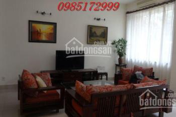 Cho thuê biệt thự 4 phòng ngủ đủ đồ ở khu đô thị Nam Thăng Long - Ciputra Hà Nội. LH 0985 172 999