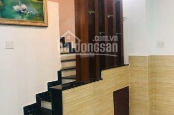 Cho thuê gấp nhà MT Nguyễn Thượng Hiền, P1, Gò Vấp, trệt 5 lầu có thang máy, nhà mới 50tr/th