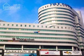 Cho thuê văn phòng tòa Việt Tower (hoặc tòa Parkson Thái Hà), quận Đống Đa, Hà Nội! 094 8005 170