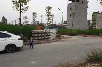 Bán đất căn góc khu đấu giá Phú Lương 2 76m2 mặt tiền 10m giá 50tr/m2
