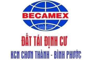 Bán đất phiếu Becamex giá hữu nghị từ chủ đầu tư