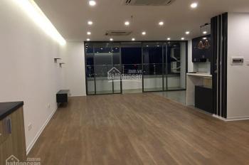 Cho thuê Times Tower 35 Lê Văn Lương: Căn góc tầng 19 tòa T1, 128m2 - 3PN, view hồ, giá 14tr/tháng