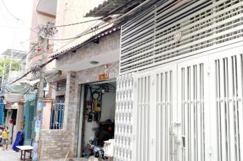 Bán nhà hẻm 177 Bùi Minh Trực, Phường 5, Quận 8