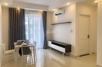 Căn hộ 2 phòng ngủ DT: 76m2 giá 14tr/th, căn góc, nội thất cơ bản CC Florita Quận 7 LH 0901417100