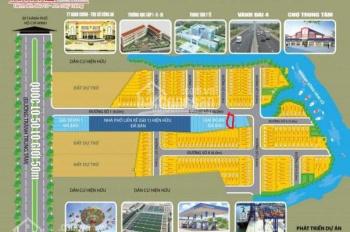 Chính chủ cần ra gấp giá rẻ nhất thị trường, đất gần sông, gần công viên rẻ, đẹp DA An Phú Center
