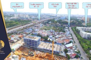 Căn hộ The East Gate 2 mặt tiền Tân Lập và Liên Khu 3 đối diện Ga Metro giấc mơ nhà Sài Gòn