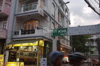 Cho thuê nhà góc 2MT Trường Chinh ngay Nguyễn Thái Bình, 4.5x20m, nhà 3 tầng, chỉ 40 tr/th