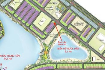 Chính chủ bán đơn lập Sao Biển Vinhomes Ocean Park Mặt đường 30m giá cực tốt