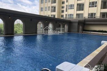 Cho thuê căn hộ Sài Gòn Mia 2PN - 66m2 view 9A, full nội thất giá 16 tr/tháng, LH 0911460747