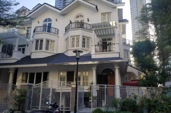Cho thuê siêu biệt thự góc 2MT khu biệt Sài Gòn Pearl
