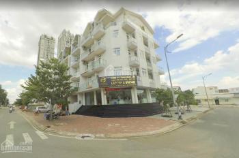 Cho Thuê nhà Góc 2 MT Nguyễn Thị Thập DT:10x20m Hầm 5 Lầu, Quận 7 Giá 230 Triệu/Tháng LH 0908609012