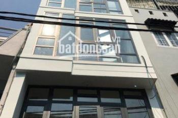 Cho thuê sàn VP MT Giải Phóng, P. 4, Tân Bình, 5x25m, DTSD 100m2/sàn, giá 289.250đ/m2/th
