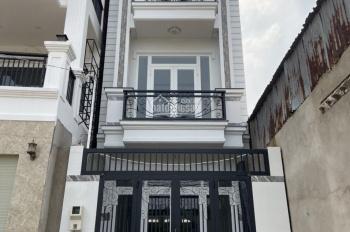 Nhà 1 trệt 3 lầu phường Trường Thọ, Thủ Đức 200m2 giá 5,9 tỷ