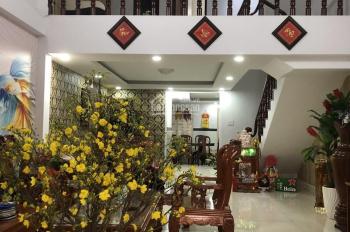 Cho thuê nhà 1 trệt 2 lầu 18tr/th mặt tiền Nguyễn Đức Thuận, Hiệp Thành. 0911645579 (Mr Thọ)