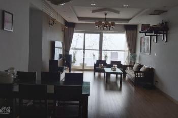 Bán chung cư viện 103 - 3PN, 2WC, 111.6m2 thông thủy - full nội thất. Giá hợp lý