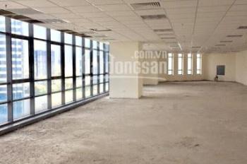 Cho thuê VP tòa nhà Bảo Anh Building, Trần Thái Tông, Cầu Giấy 150m2, 220m2, 300m2 giá 180ng/m2/th