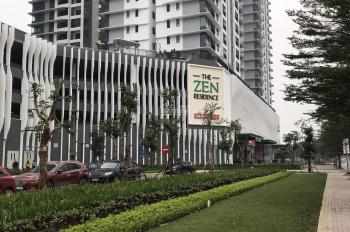 Căn hộ 3 PN - 2WC tòa C - dự án The Zen Residence - Gamuda Gardens