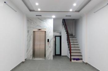 Bán gấp nhà mặt ngõ Yên Lạc, 6 tầng xây mới, 56m2, ô tô vào nhà, sổ đỏ chính chủ. Giá: 8,6 tỷ CTL