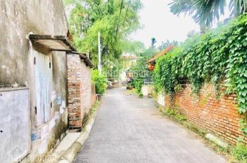 Bà cô bán đất phân lô xóm 5 Đông Dư, Gia Lâm, ngay gần cầu Thanh Trì, DT 32m2 giá chỉ 816 triệu