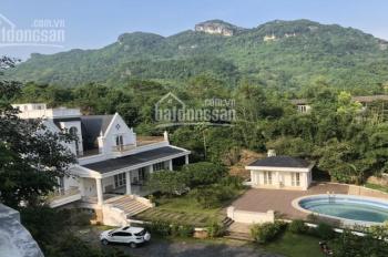 Bán biệt phủ Châu Âu tại Lương Sơn 12ha giá rẻ đầy đủ công năng tiện ích LH: 0987757698