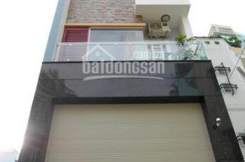 Cho thuê nhà MT ngay đường ngay Trương Định, Phường 6 Q 3, DTSD 300m2 gồm hầm, 4 lầu giá: 55 tr/th