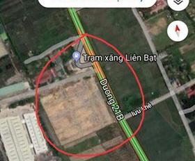 Chính chủ bán đất đấu giá khu DG05 xã Liên Bạt, Thị Trấn Vân Đình, Ứng Hòa