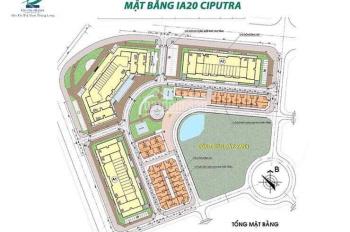 Do gia đình chuyển công tác nên muốn bán căn hộ tại dự án IA20 khu đô thị Ciputra - 0964181066