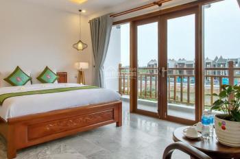 Cho thuê Villa 3 phòng ngủ mới xây đầy đủ tiện nghi tại Làng Chài, An Bàng, Hội An. LH: 0383842059