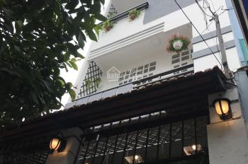 Bán nhà Bùi Thị Xuân, phường 1, Tân Bình, DT 4x11m, 3 lầu, nhà đẹp