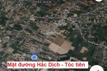 Chính chủ bán đất mặt đường Tóc Tiên - Hắc Dịch 0934212992