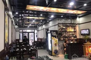 Sang nhượng nhà hàng lẩu nướng dãy shophouse Pandora Triều Khúc