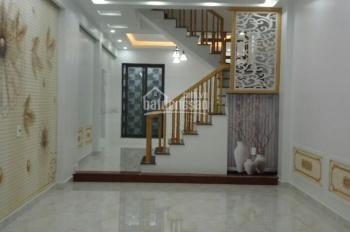 Bán nhà 3 tầng xây mới, độc lập, thiết kế hiện đại, ô tô đỗ cửa ngã 6 Quán Trữ, Kiến An, Hải Phòng