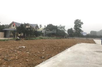 Bán lô đất thổ cư 3 mặt tiền (16m), đường ngã 3 rộng 5 - 7m, xã Tân Xã sát cổng CNC. LH: 0945062323