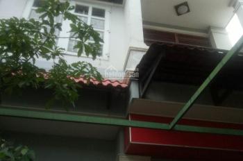 Nhà 1 trệt 3 lầu (6x14m) QL 1A, khu phố 9, Phường Bình Hưng Hoà B, Quận Bình Tân