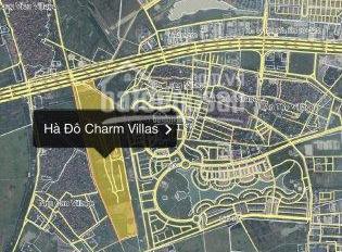 Cần bán biệt thự liền kề Ha do Dragon City (Đại lộ Thăng Long, Hoài Đức, Hà Nội), LH 0972160555