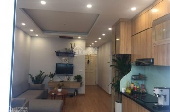 Bán căn hộ tầng 40 HH2 Linh Đàm 76m2 thiết kế 3PN đủ nội thất, giá 1,22 tỷ
