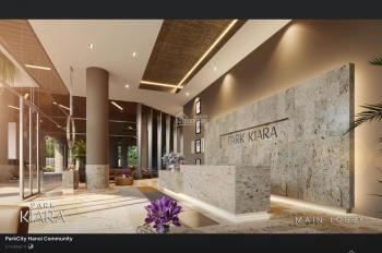 Không gian sống đẳng cấp tại căn hộ Parkcity - Cơ hội sở hữu lần ra mắt đầu tiên