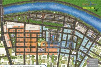 Bán đất khu đô thị nghỉ dưỡng cao cấp River View (ven biển Hội An) - 0935 051 789