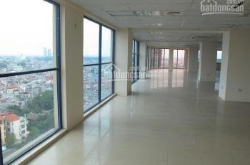 Cho thuê tòa nhà văn phòng mặt tiền đường Nơ Trang Long, P. 12, Q. Bình Thạnh
