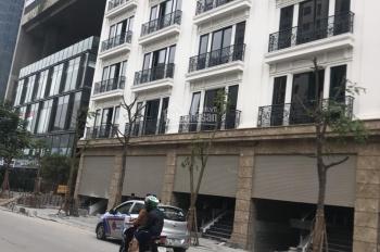 Cho thuê nhà mặt phố Võ Chí Công, diện tích: 70m2 x 5 tầng, mặt tiền 6m