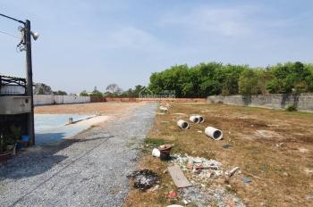 Đất ngay ngã tư Tân Quy, Hòa Phú, Củ Chi, mặt tiền TL8, 150m2, SHR. 0908251431