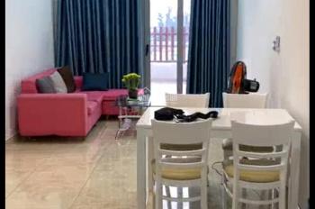 Cho thuê căn hộ LuxGarden 2PN, 2WC quận 7 diện tích 85m2, có ban công rộng và view rất đẹp