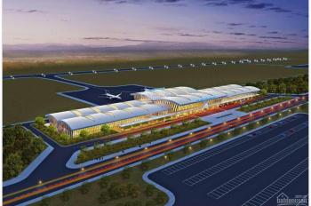 Hamubay - dự án lấn biển liền kề sân bay Phan Thiết - sân bay đã bắt đầu khởi công xây dựng