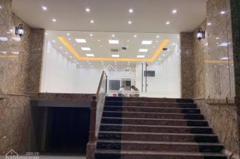 Cho thuê nhà mặt phố Yên Lãng, DT 80m2 *5 tầng, thông sàn