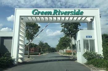 Đất nền KDC Anh Tuấn Green Riverside 80m2, giá tốt 37.5tr/m2 dãy N7, LH 0984975697 Bích Trâm