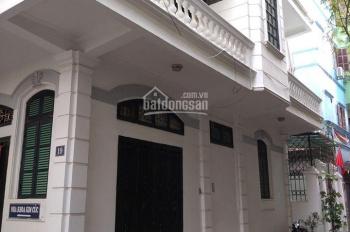 Cho thuê nhà riêng ngõ 25 Triệu Việt Vương 50m2, 3 tầng, nhà thông, ngõ ô tô. LH: 0974433383