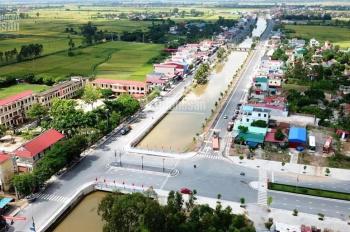 Bán đất Lý Học - Mặt đường Nguyễn Bỉnh Khiêm - Vĩnh Bảo